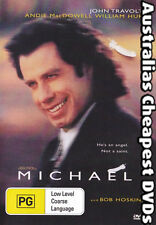Michael - JOHN TRAVOLTA DVD NEW, FREE POSTAGE WITHIN AUSTRALIA REGION 4