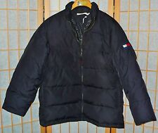 Tommy Hilfiger Jacket Down Insulation Adult XL Black