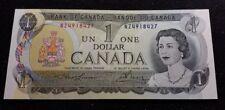 Canada 1973 $1 Dollar GEM Uncirculated Nice High Grade Banknotes