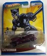 Hot Wheels DC Universe Catwoman Diecast Car