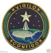 X-COM ROUND VIGILO CONFIDO PATCH - XCOM7