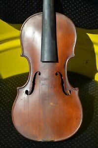 Old Italian Violin - Degani Giulio - to be restored