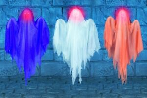 Ghost with Sound and Light for HALLOWEEN -   FREE POSTAGE