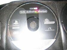 PS1 TINTIN DESTINATION ADVENTURE -  RARE FULL GAME PROMO
