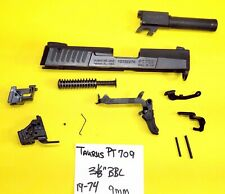 Taurus Model Pt709 In 9 Mm Blued Gun Parts Lot Item # 19-74