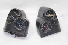 FXRT fairing gauges pods clock oil head temp volt Harley FXR FXRP FXRD EPS19213