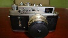 Russian Zorki-4 RF film camera, Jupiter 8 lens. Good Condition №63468479