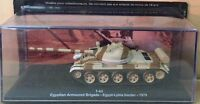 DIE CAST TANK  T-62 EGYPTIAN ARMOURED BRIGADE EGYPT - 1979  1/72  [R]