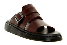 New Dr. Martens Brelade Slide Leather Men Sandals Sz 13