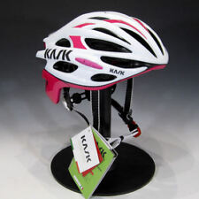 Kask Mojito Cycling / Bicycle Helmet (White Fuschia, Large 59-62 cm)