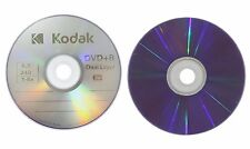 20 KODAK 8X Blank DVD+R DL Dual Double Layer Logo Branded 8.5 GB Media Disc