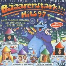 Bääärenstark-Hits '97 Nicole, Drafi Deutscher, Frans Bauer, Vicky Leand.. [2 CD]