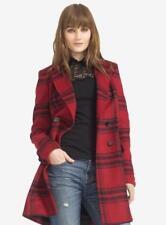 Knee Length Wool Blend Winter Coats & Jackets for Women