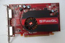 ATI FireGL V3350 256MB GDDR2 PCIe x16 Graphics Video Card Dual DVI 102A7760810