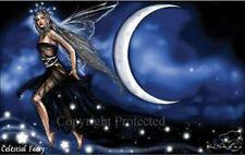Renee Biertempfel Orb Fairy Bookmark White Faery Light Heart Magic Wand