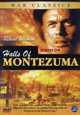 Halls of Montezuma (1950) New Sealed DVD Richard Widmark