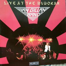 Ian Gillan Band - Live At The Budokan  - Volumes I & II (CD,Live)