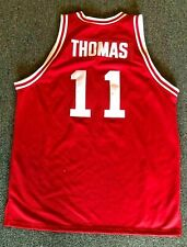 INDIANA HOOSIERS ISAIAH THOMAS COLLEGE CLASSIC COLLECTION NCAA BASKETBALL JERSEY