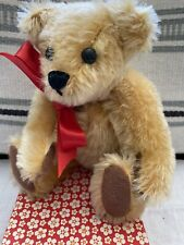 Handmade Teddy Bear By Susan Palmer