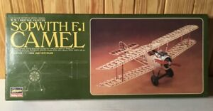 Amazing Hasegawa 1/8 scale Sopwith Camel Museum Model Series Kit #CP-02