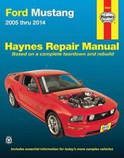 Ford Mustang Kfz Reparaturhandbuch:2005-14(Haynes Reparaturhandbuch) von Editors