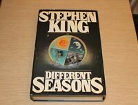Different Seasons by Stephen King (1982, Hardcover)