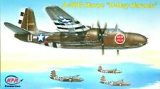 "MPM Production 1:72 Douglas A-20G Havoc ""D-Day Havocs"" Aircraft Model Kit"