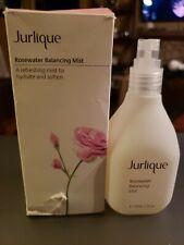 Jurlique Rosewater Balancing Mist 3.3 fl oz NEW BUT BOX IS DAMAGED