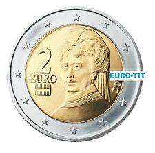 2 €   AUTRICHE     NORMALE   1  X  PIECE    SUPERBE   /    2004       disponible