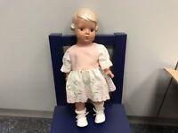 Schildkrötpuppe Puppe 34 cm. Top Zustand