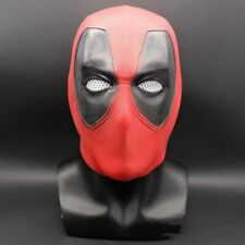 Halloween Cosplay Costume Deadpool Mask Full Head Latex Masks DP Mask