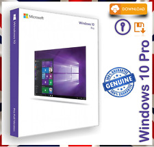 Microsoft Windows10 pro 32&64 bit Original Activation Key instant delivery 5-15m