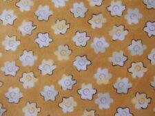 Fabric Floral Flower Garden Mod Sampou Kensington R Kaufman JS 5548 Quilting
