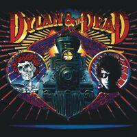 BOB,AND THE GRATEFUL DEAD DYLAN - DYLAN & THE DEAD   VINYL LP NEW!
