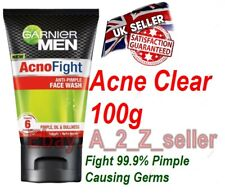 Garnier Men Acno Fight 6 in1 Anti Pimple Acne Salicylic Facewash oily skin 100g