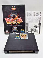 NeoGeo AES -- Art of Fighting / Ryuko no Ken -- Boxed. JAPAN GAME. SNK. 12995