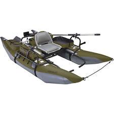 Classic Accessories Colorado XT Pontoon Fishing Boat, Sage