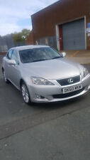 2010 LEXUS IS220D  SE WITH FULL SERVICE HISTORY