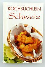 #e6161 Minibuch: Kochbüchlein Schweiz von Peter Kägi Buch Verlag für die Frau
