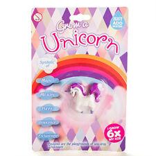 GROW A UNICORN NOVELTY GIFT HUMOROUS FUNNY GAG FRIEND BIRTHDAY KIDS DREAMS MAGIC