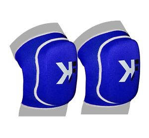 Volleyball Wrestling Padded Knee Pads Protectors Martial Art Workwear Boxing MMA