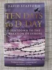 Ten Days To D-Day (Rommel, Patton, Churchill, Juno Beach, Dieppe, Ultra, Caen)