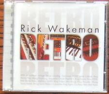 RICK WAKEMAN Retro CD (2006) President Records Homage To The Doctor