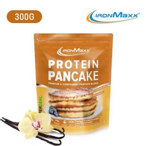 Pancake Proteici 65% di Proteine in Padella o Forno 0% grassi con proteine whey