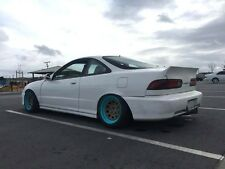 ACURA INTEGRA ROCKET B CUSTOM TRUNK WING SPOILER ADD ON JDM NEW BODY KIT