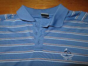 Under Armour SARATOGA NATIONAL GOLF CLUB Embroidered (LG) Golf Polo