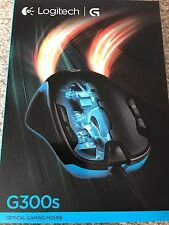 NEW LOGITECH G300S OPTICAL GAMING MOUSE