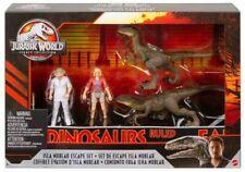 Mattel Jurassic World Legacy Collection Isla Nublar Escape Playset Velociraptor