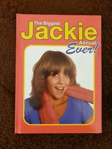 The Best of Jackie Annual (No. 1) hardback book retro 70s 80s Osmonds