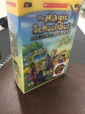 The Magic School Bus: The Complete Series (8 DVD Set 52 Episodes) Brand new